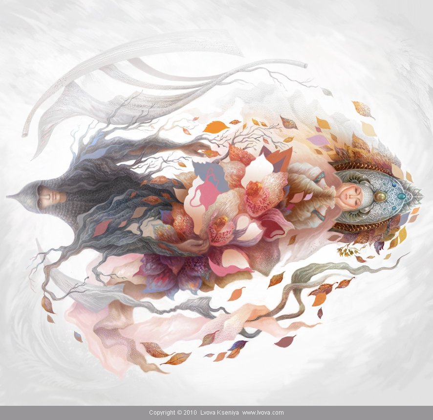 Farewell by KseniyaLvova
