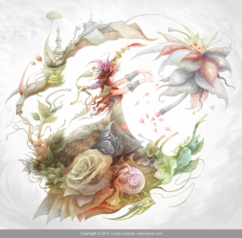Genesis by KseniyaLvova