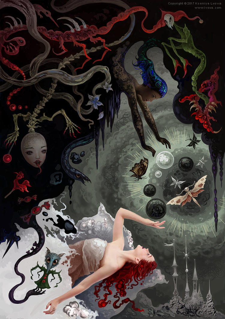 Dark Matter by KseniyaLvova