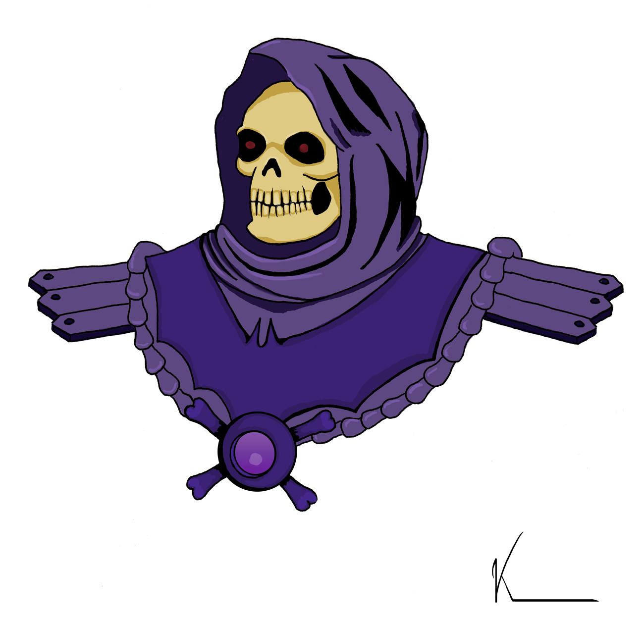 Skeletor, The Lord of Destruction by Verhelm