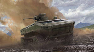 armored light vehicle