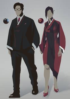 2077 korea concept