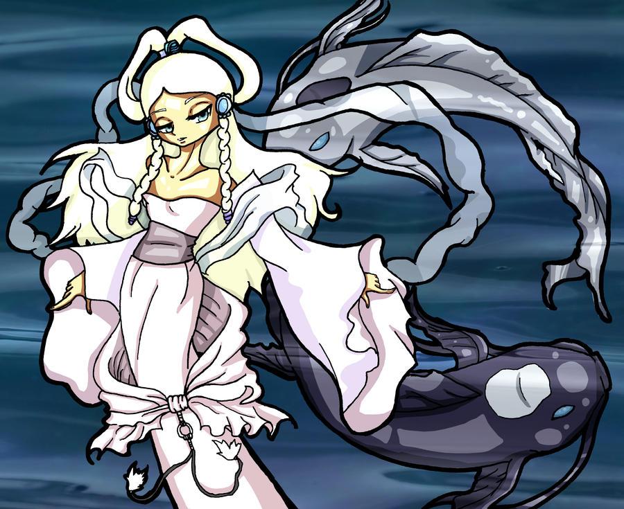Princess Yue-colored