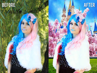 Castles and Flowers by misstaraleexo