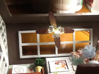 Ceiling Fan Room Box 2 by BegetBaubbles