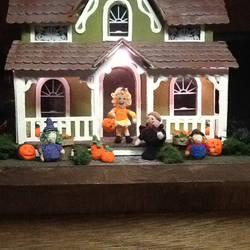 Halloween Fun by BegetBaubbles