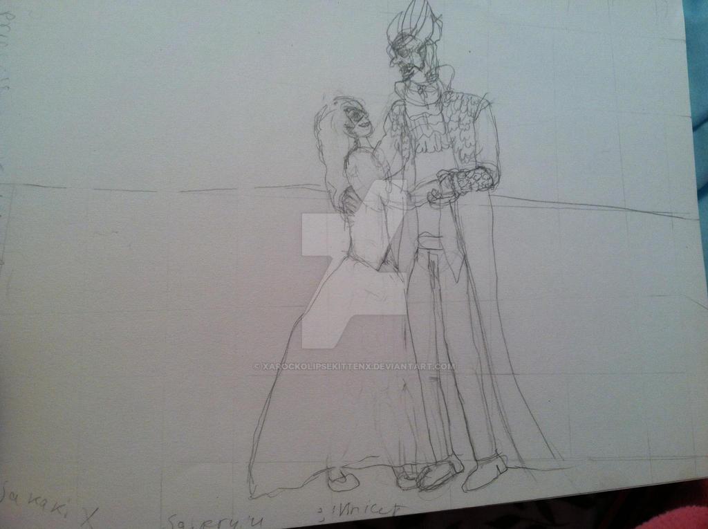 Dance for The Princess by xarockolipsekittenx