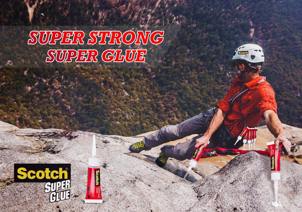 Super glue by thuya14