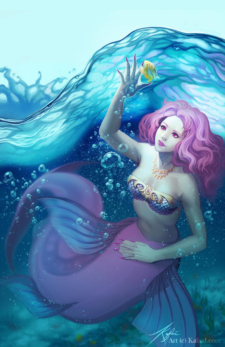 Under the Sea by Kafai