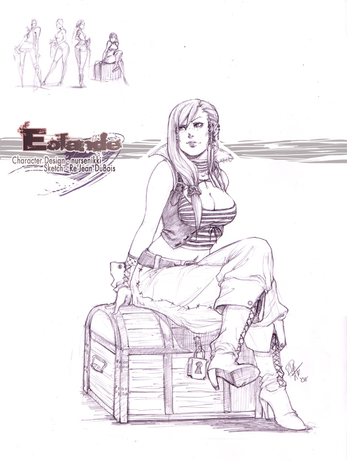 Eolande commissh by kasai