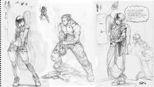 Character jylez by kasai