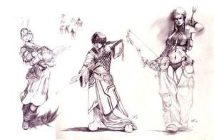 Character Jylez 2 by kasai