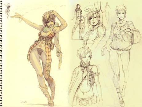 Fashion galz