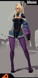 OTACOOL 4 - mirai no fashion by kasai