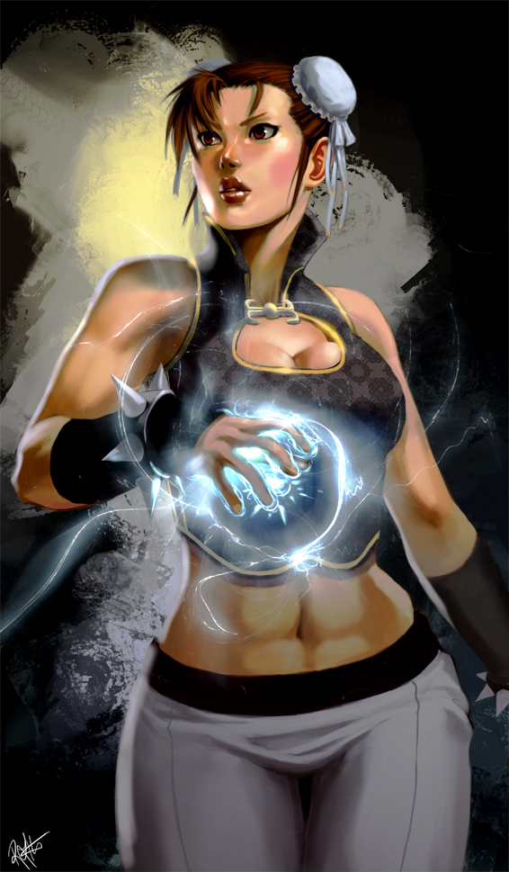 Chun li Alternate by kasai