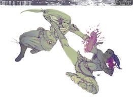 Commissh - Rhea + Myrrine