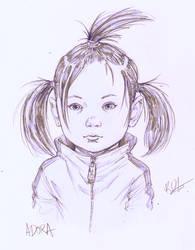 Commissh - Adora by kasai