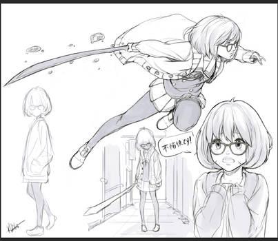 Fuyukai Sketches