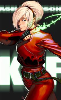 KOF - Ash Crimson
