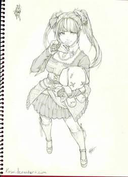 Lola Sketch