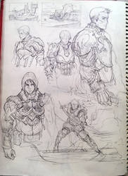 Armor stuff