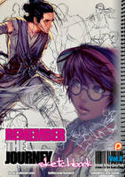REMEMBERtheJOURNEY Sketchbook Vol.8+PSD+Video $5 by kasai