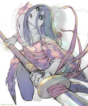Commission - Hisako