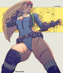 Commission - Cammy by kasai