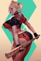Harley Quinn - SFW by kasai