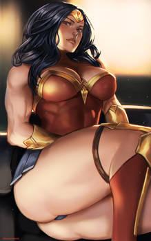 Wonder Woman SFW--NSFW