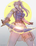 Commission - Marisa