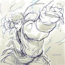 Ryu V-Trigger2 by kasai