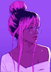 Pink by kasai