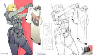 Commission - Elite Guard