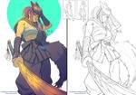 Commission - Mumei