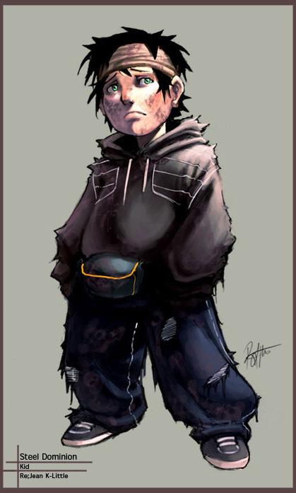 Steel Dominion - sonkid by kasai