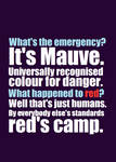 Red's Camp