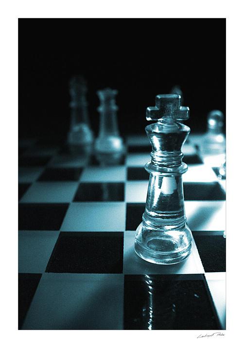 Chess V by Lenn0