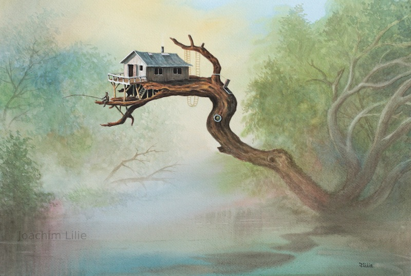 Hermit by JoachimL