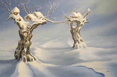 Winter dream by JoachimL