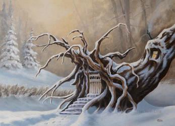 Winter Fantasy by JoachimL