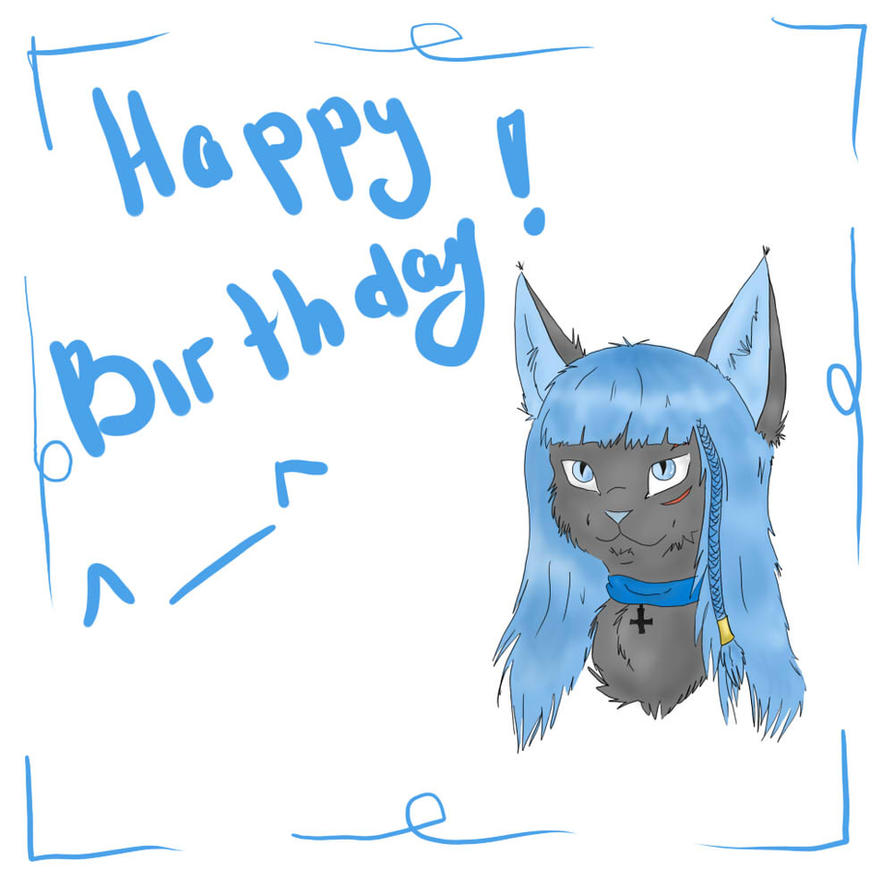 Happy Birthday, Nighto by YellowLemonMix