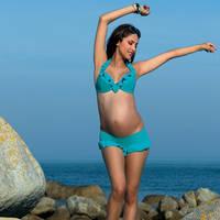 Pregnant Bikini2 by unbirthpregoz