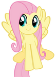 My First Vector (Fluttershy)