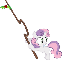 Sweetbell With Branch by fallingcomets