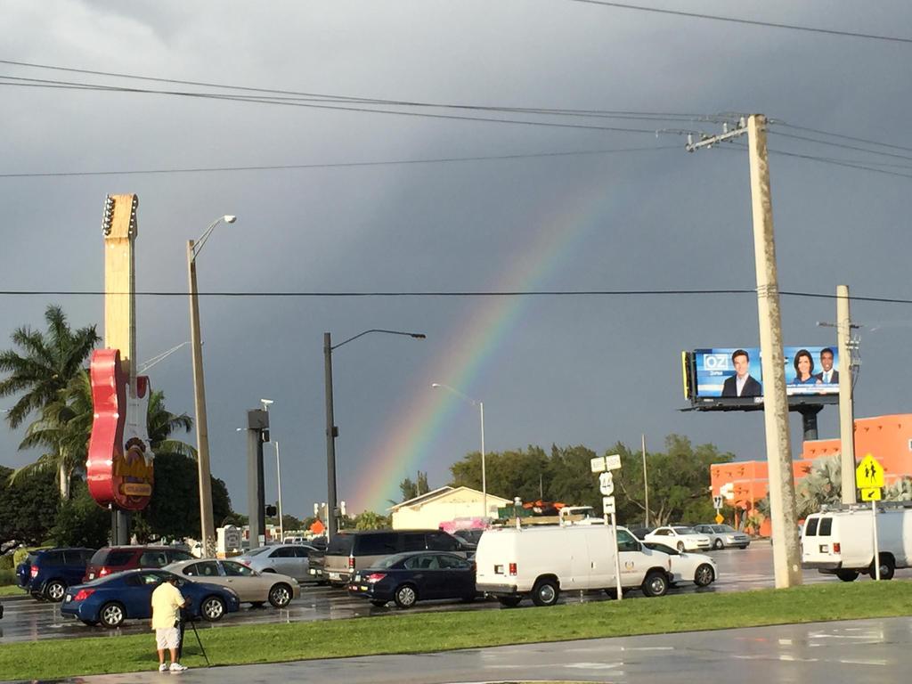 Seminole Hard Rock Rainbow by GrimvaarWolfthane
