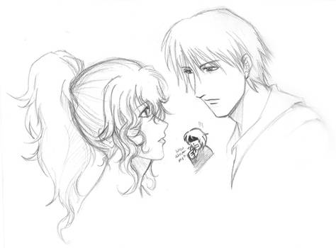 Kain and Rosa - The Look