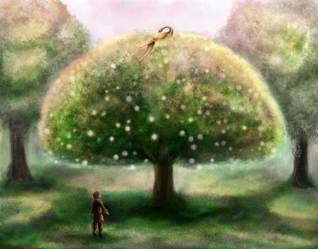 The Magician's Nephew: The Tree of Youth