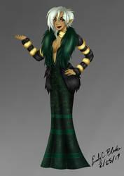 Xianna Character Concept