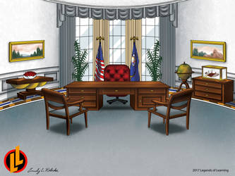 Oval Office (Little Green Planet)